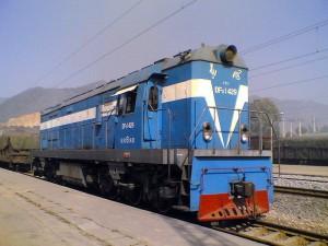 东风5型(DF5)调车内燃机车1429号
