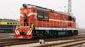 东风7C型(DF7C)模块化内燃机车5063