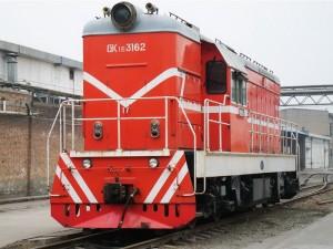 GK1E型液力传动工矿机车3126号