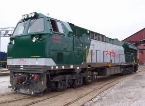 HXN5 Diesel Locomotive
