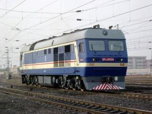 东风8B型(DF8B)货运内燃机车-封面机车– 引领铁路时尚