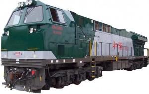 和谐5型HXN5大马力货运内燃机车_美国原装
