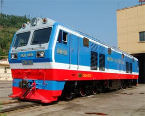 CKD7F型内燃机车