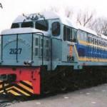 CKD8A型内燃机车出口尼日利亚