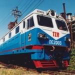 CKD8B型内燃机车出口坦桑尼亚-赞比亚