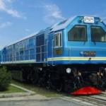 CKD8E型(29型柴油机车)内燃机车出口马来西亚