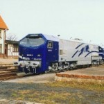 Blue Tiger locomotives designed by Adtranz in Germany