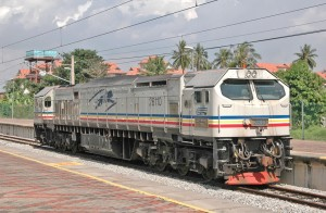 Blue Tiger Class 26 Diesel Electric mainline locomotives for Malaysia - KTM