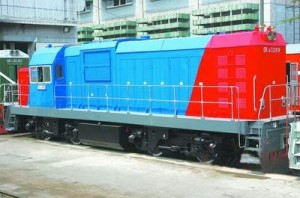 GK1E31型液力换向工矿调车内燃机车