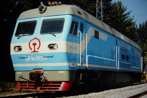 大连机车DF8B