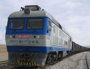 戚墅堰厂高原型DF8B-9001