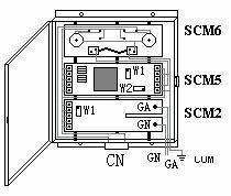信号装置SCP3