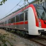 大连机车全力研制地铁和轻轨用不锈钢车体