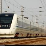 和谐号CRH1型中国高铁电力动车组