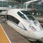 和谐号CRH3型中国高铁电力动车组