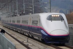 CRH2的原型车日本新干线E2-1000