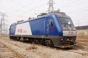 HXD3型电力机车