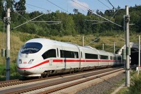CRH3原型车德国ICE-3列车