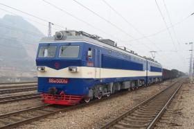 韶山3B(SS3B)型货运电力机车