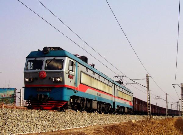 韶山4B(SS4B)型货运电力机车