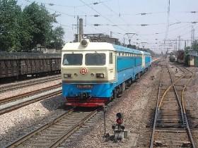 韶山4改型(SS4G)货运电力机车6039B