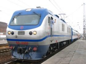 模块化韶山7E(SS7E)型客运电力机车
