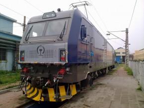 和谐3C型(HXD3C)客货通用电力机车0001号