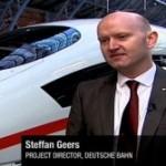 德国演示新一代高铁动车公布欧洲高铁联网计划
