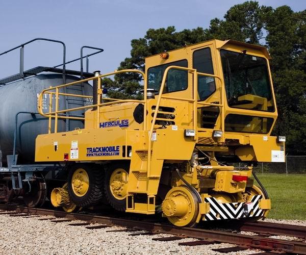 美国特拉莫比TRACKMOBILE内燃机车HFRCULES大力士