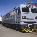 CKD8C Diesel-electric Locomotive (Exported to Malaysia)