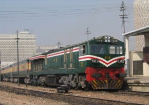 CKD9 Diesel-electric Locomotive (Exported to Pakistan in 2003)