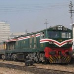 CKD9 Diesel-electric Locomotive (Exported to Pakistan)