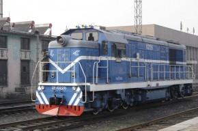 东风7型(DF7)调车内燃机车