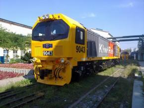NZR DL Class (DL 9043) KiwiRail -- CKD9B