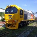 NZR DL class Locomotives for KiwiRail (CKD9B)