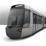 Citadis Compact有轨电车驶入中型集合城市