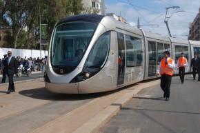 Rabat Citadis Tram 法国阿尔斯通有轨电车