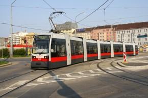 维也纳ULF超低地板有轨电车