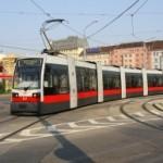 维也纳超低地板ULF有轨电车