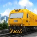 MTR香港地铁CKD0A型内燃机车