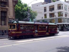 墨尔本环城有轨电车 Melbourne City Circle Tram