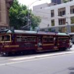 墨尔本有轨电车 Melbourne City Circle Tram