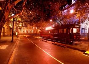 墨尔本有轨电车餐厅 Melbourne Tram Restaurant
