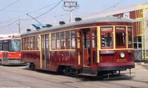多伦多彼得威特2766号有轨电车 Peter Witt Streetcar