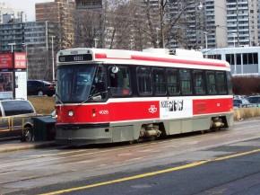 多伦多TTC的CLRV有轨电车