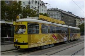 维也纳环城观光有轨电车 Vienna Ring Tram