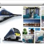 西班牙CAF公司的特制列车
