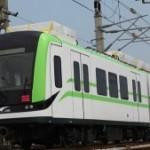 超级储能式电力牵引轻轨车辆
