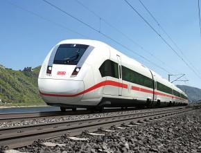 ICx城际列车德国铁路从西门子采购