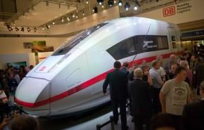 西门子为德国铁路DB制造的ICx系列动车组